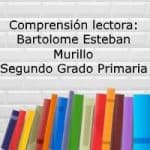 Comprensión lectora: Bartolome Esteban Murillo – Segundo grado primaria