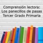 Comprensión lectora: Los panecillos de pasas- Tercer grado primaria